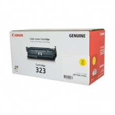 CANON TONER CARTRIDGE 323 (YELLOW)